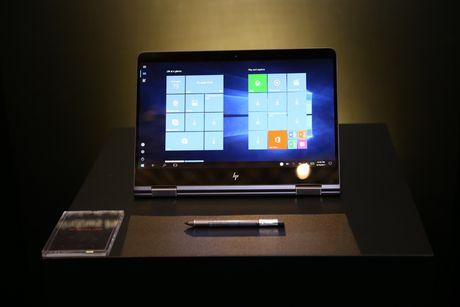 HP gioi thieu laptop Spectre X360 mong nhe, gia 41,99 trieu dong tai Viet Nam - Anh 1