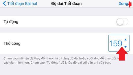 Huong dan cach cai nhac chuong iPhone truc tiep tren may - Anh 6