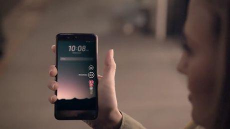 Di dong bom tan moi cua HTC mang ten U 11 - Anh 1