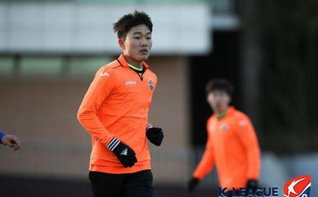 Xuan Truong de ngo kha nang ve nuoc doi dau U20 Argentina - Anh 1