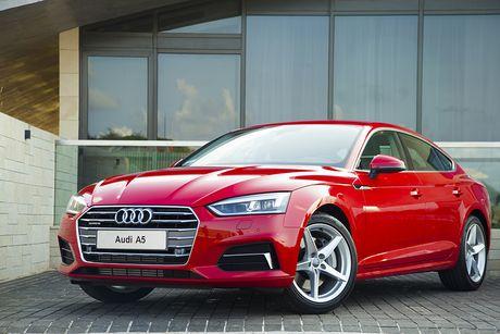 Audi A5 Sportback phien ban gioi han phuc vu APEC co gi dac biet? - Anh 1