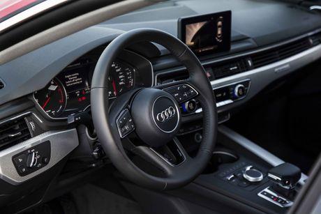 Audi A5 Sportback phien ban gioi han phuc vu APEC co gi dac biet? - Anh 5