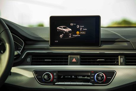 Audi A5 Sportback phien ban gioi han phuc vu APEC co gi dac biet? - Anh 6