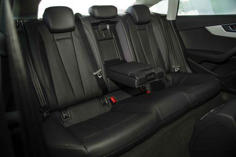 Audi A5 Sportback phien ban gioi han phuc vu APEC co gi dac biet? - Anh 8