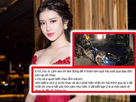 Co gai to Huyen My 'tha thinh' tung chung cu phan bac loi me A hau? - Anh 1