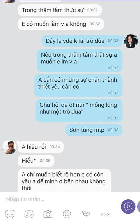Co gai to Huyen My 'tha thinh' tung chung cu phan bac loi me A hau? - Anh 3