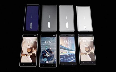 Lo video Nokia 8 dung camera kep va mot smartphone moi - Anh 1