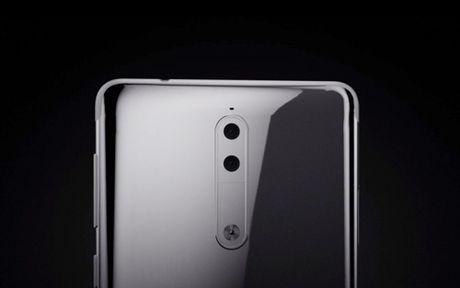 Lo video Nokia 8 dung camera kep va mot smartphone moi - Anh 2