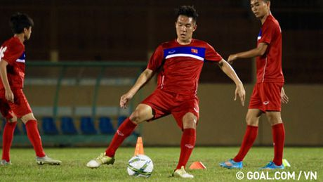 Cau thu U20 Viet Nam lo World Cup tin tuong vao dong doi - Anh 1