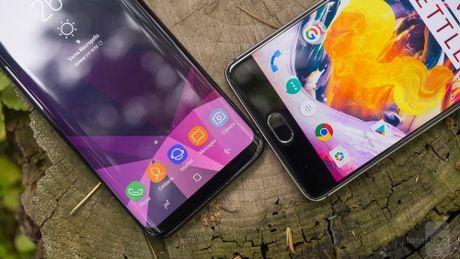 Samsung Galaxy S8 so ke cung 'ke huy diet' OnePlus 3T - Anh 2