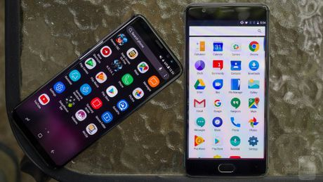 Samsung Galaxy S8 so ke cung 'ke huy diet' OnePlus 3T - Anh 3