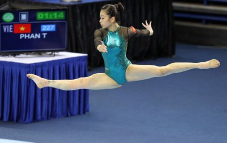 The thao Viet Nam chuan bi SEA Games 29: Lo ngai chan thuong - Anh 1