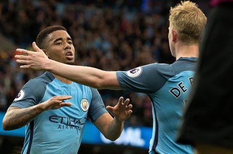 De dang nhan chim West Brom, Man City chac mot suat trong top 4 - Anh 1
