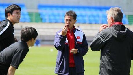 U20 Viet Nam: Ren bong ngan, quyet gianh 3 diem tu New Zealand - Anh 2