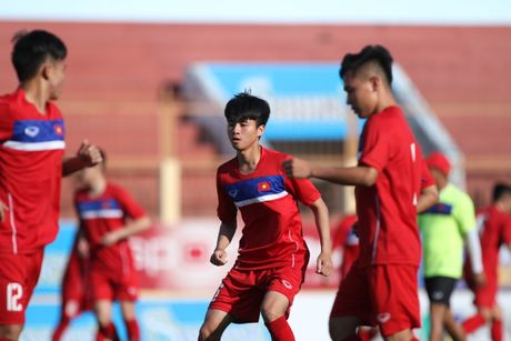 Diem tin bong da Viet Nam toi 17/05: Thanh Hau chiem vi tri Van Toi o U20 Viet Nam - Anh 1