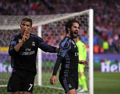 Nhung kich ban vo dich cho Real Madrid va Barcelona - Anh 1