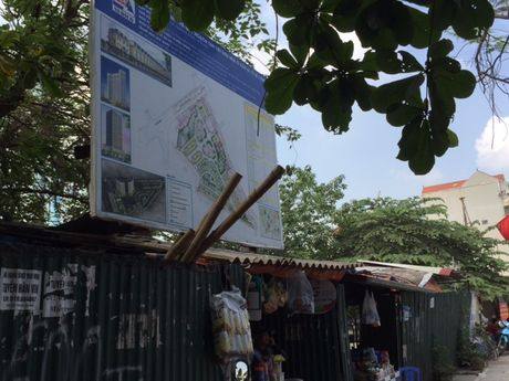 Ha Noi: Sudico 'bo roi' khu do thi Van La - Anh 2