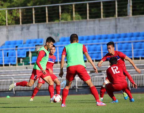 Lanh dao HAGL chua tin Thanh Hau duoc du World Cup - Anh 11