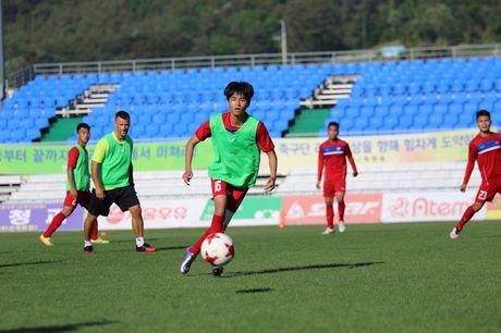 Lanh dao HAGL chua tin Thanh Hau duoc du World Cup - Anh 1