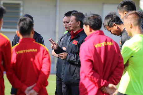 Lanh dao HAGL chua tin Thanh Hau duoc du World Cup - Anh 2