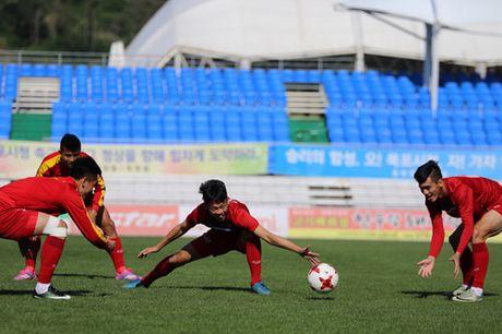 Lanh dao HAGL chua tin Thanh Hau duoc du World Cup - Anh 3