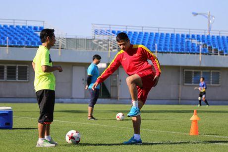 Lanh dao HAGL chua tin Thanh Hau duoc du World Cup - Anh 5