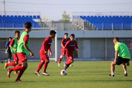 Lanh dao HAGL chua tin Thanh Hau duoc du World Cup - Anh 9