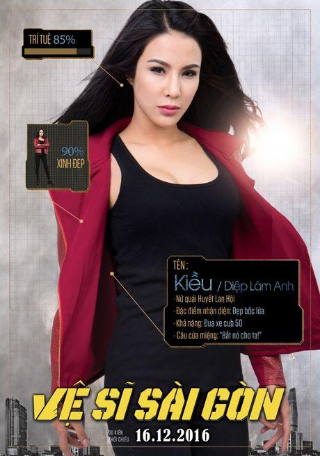 Loat my nhan thanh danh, doi doi tu Vietnam's Next Top Model - Anh 16