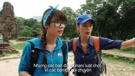 Loat my nhan thanh danh, doi doi tu Vietnam's Next Top Model - Anh 17