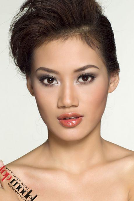 Loat my nhan thanh danh, doi doi tu Vietnam's Next Top Model - Anh 21