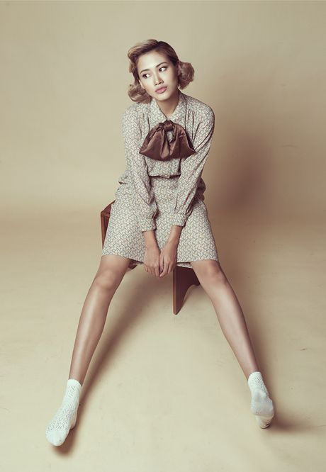 Loat my nhan thanh danh, doi doi tu Vietnam's Next Top Model - Anh 25