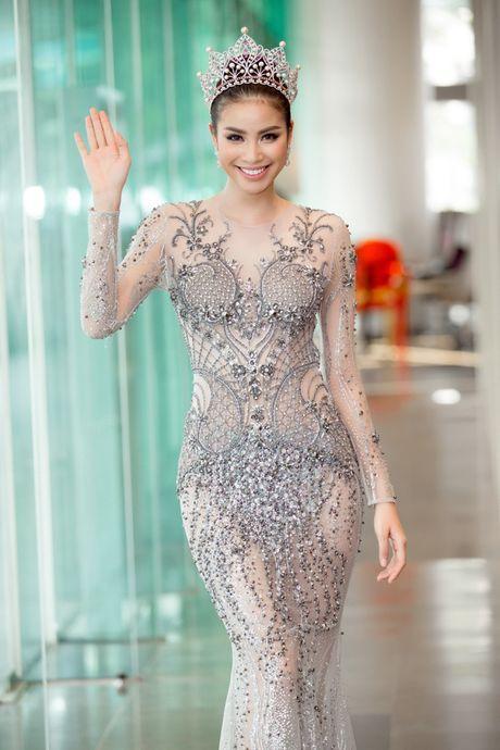 Loat my nhan thanh danh, doi doi tu Vietnam's Next Top Model - Anh 2