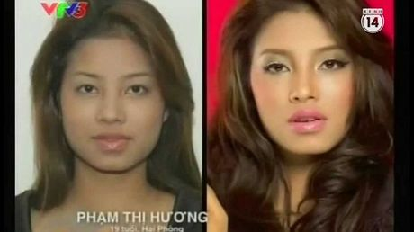 Loat my nhan thanh danh, doi doi tu Vietnam's Next Top Model - Anh 5