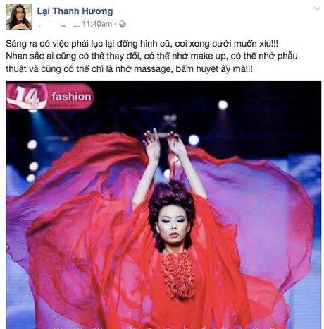 Thi sinh Vietnam's Next Top Model cong khai mia mai nhan sac Ky Duyen - Anh 1