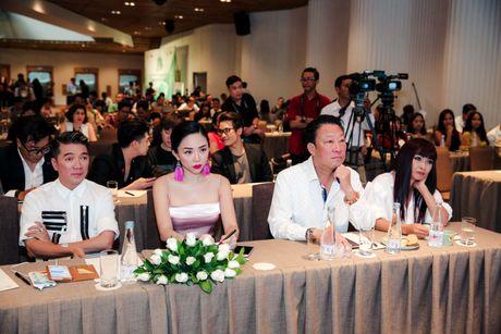 Mr Dam tranh cham tran Phuong Thanh khi du chung su kien - Anh 1
