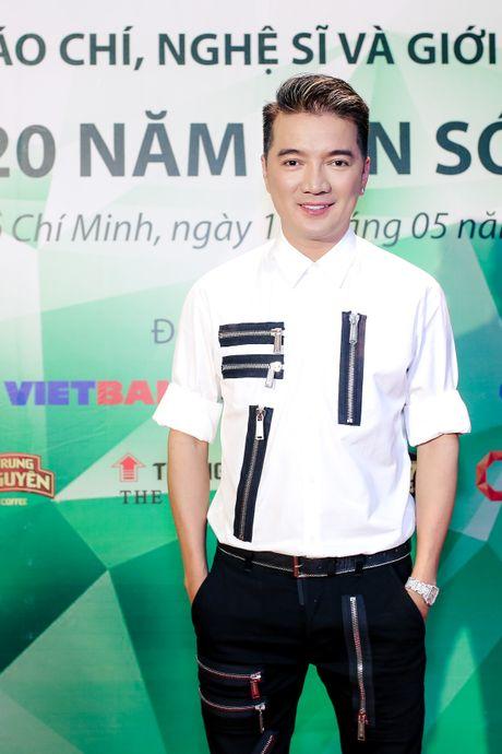 Mr Dam tranh cham tran Phuong Thanh khi du chung su kien - Anh 3
