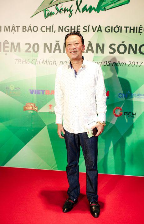 Mr Dam tranh cham tran Phuong Thanh khi du chung su kien - Anh 4