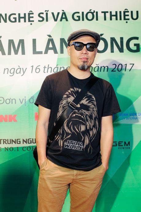 Mr Dam tranh cham tran Phuong Thanh khi du chung su kien - Anh 5