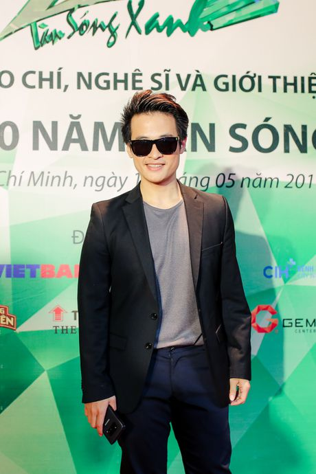 Mr Dam tranh cham tran Phuong Thanh khi du chung su kien - Anh 6