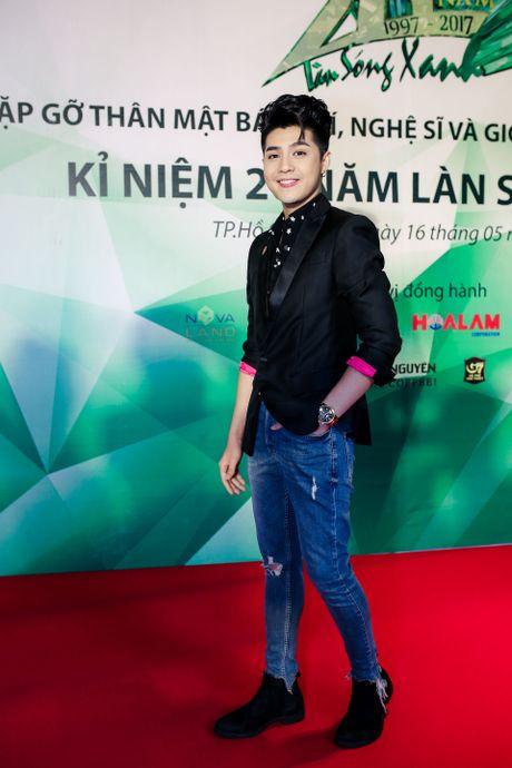 Mr Dam tranh cham tran Phuong Thanh khi du chung su kien - Anh 9