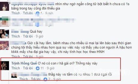 Ban than hotgirl T. H to thieu gia 'tha thinh' Huyen My khong mua noi hop sua cho con - Anh 3
