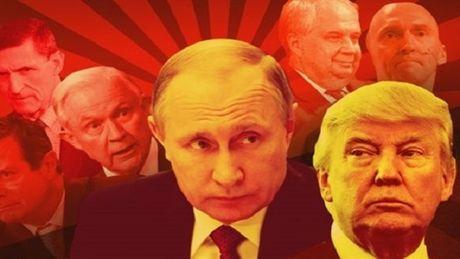 Nga - My 'mau thuan' vi vu be boi Trump ro ri thong tin mat - Anh 1