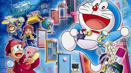 Diem lai nhung chuyen phieu luu cua Doraemon va nhom ban - Anh 1