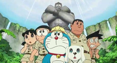 Diem lai nhung chuyen phieu luu cua Doraemon va nhom ban - Anh 2