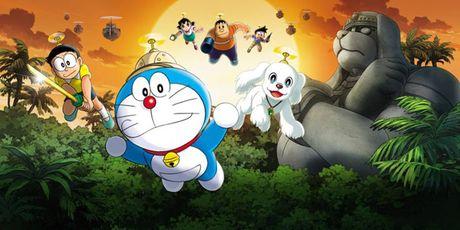 Diem lai nhung chuyen phieu luu cua Doraemon va nhom ban - Anh 3