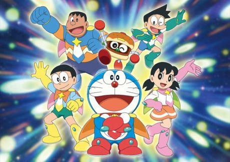 Diem lai nhung chuyen phieu luu cua Doraemon va nhom ban - Anh 4