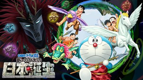 Diem lai nhung chuyen phieu luu cua Doraemon va nhom ban - Anh 5
