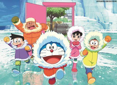 Diem lai nhung chuyen phieu luu cua Doraemon va nhom ban - Anh 6