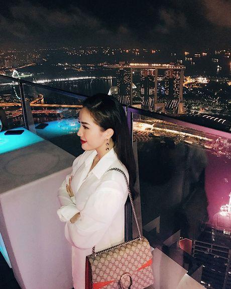 Bao Thy tu thuong cho minh chuyen du lich sau chien thang tai The Remix - Anh 4