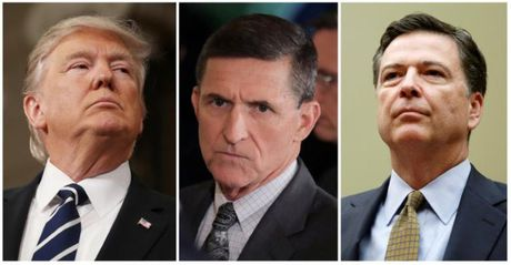 Ong Trump tung de nghi cuu Giam doc FBI ngung dieu tra moi lien he voi Nga - Anh 1